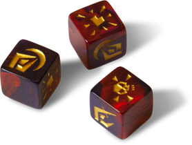 WitchBorn Dice